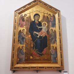 Madonna Rucellai - Duccio di Buoninsegna